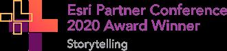 Esri Partner Conference 2020 Award Winner