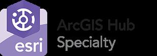 Esri ArcGIS Hub Specialty