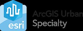 Esri ArcGIS Urban Specialty