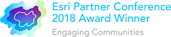 Esri Partner Conference 2018 Award Winner