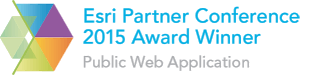 Esri Partner Conference 2015 Award Winner