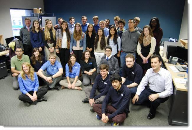 GIS Day at Blue Raster