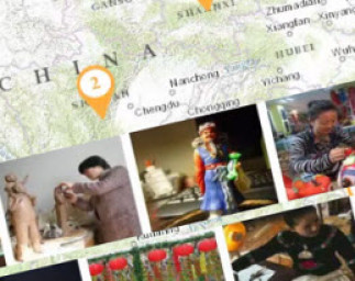Smithsonian Story Map – Tradition & Art of Living China