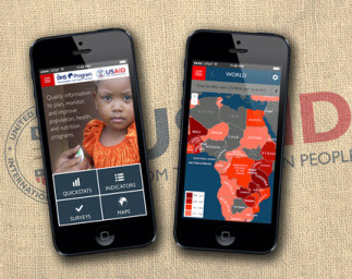 On the Go: USAID MEASURE DHS Data Available in New Mobile App