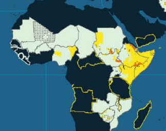 Famine Early Warning Systems Network New Website