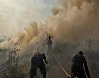 Rapid Response WebMaps – Indonesia Fires Case Study