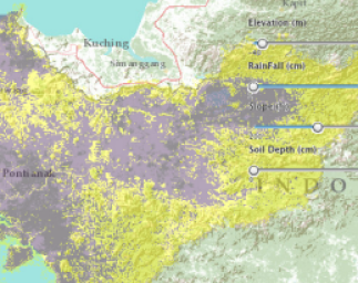 Suitability Mapper: Finding Sustainable Palm Oil Sites