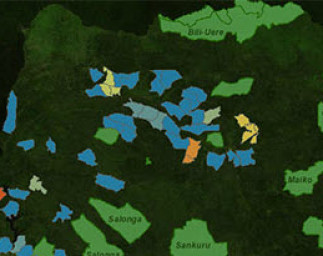 World Resources Institute – Forest Atlas of the Democratic Republic of Congo