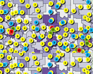 WISEmaps Puts New Focus on Wisconsin Education Data