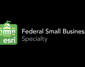 Blue Raster now an Esri Federal Small Business Specialist