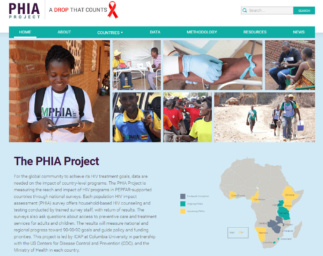 PHIA Project: A Drop That Counts