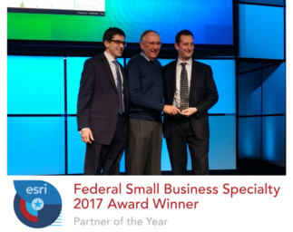 Partner of the Year: Federal Small Business Specialty