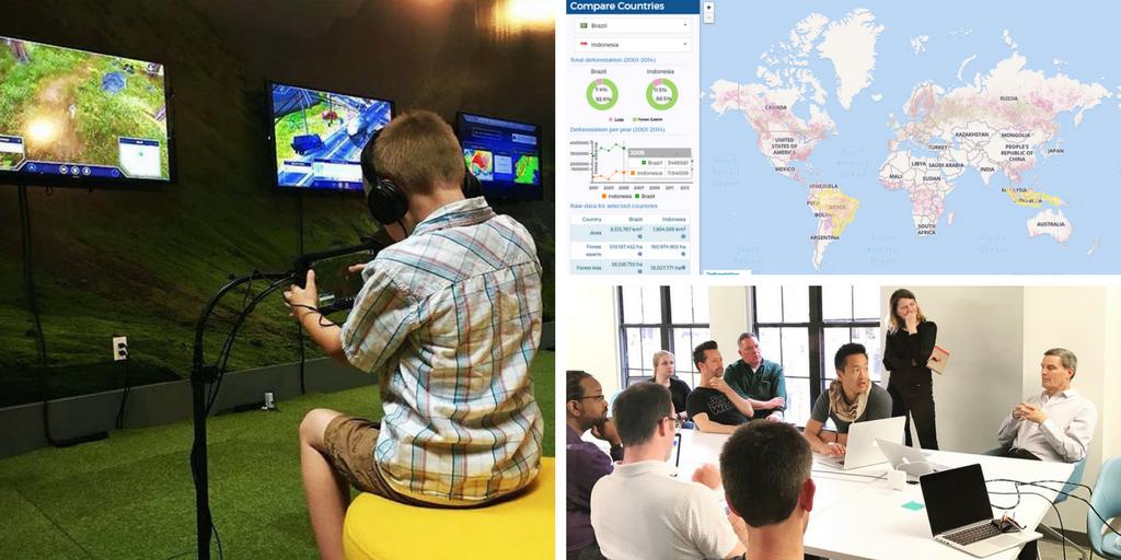 Planet3 Exploration Learning Platform