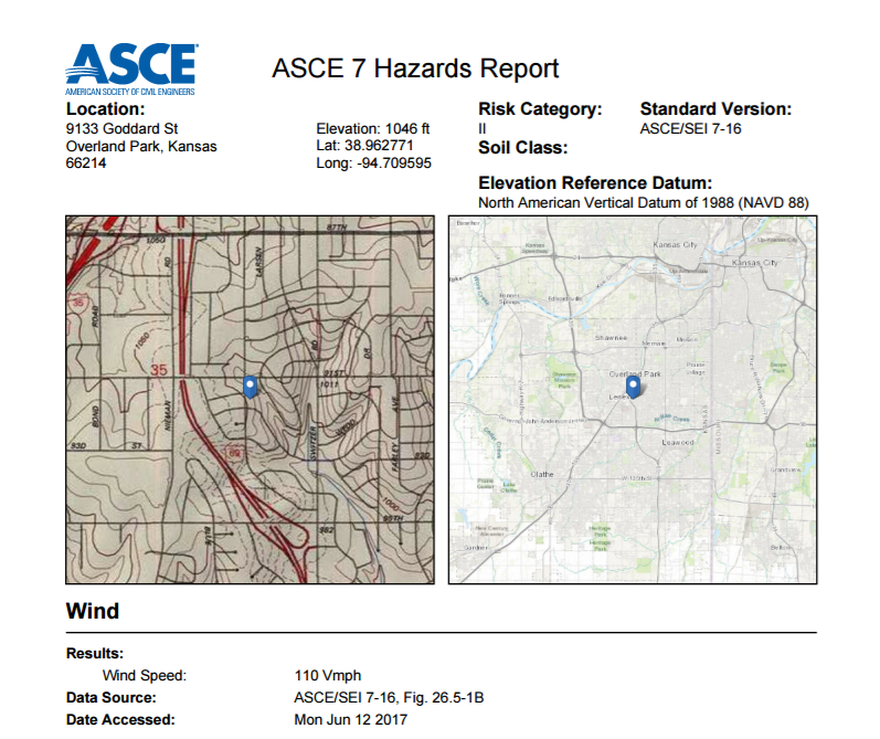 Asce 7 88 Wind Map.Keeping America S Infrastructure Safe With Asce Blue Raster