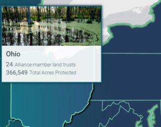 Conserve and Protect with The Land Trust Alliance