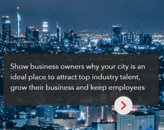 ArcGIS Hub: Grow Your Local Economy