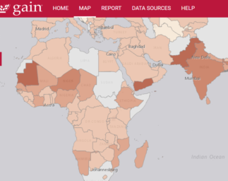 Mapping for a World Without Malnutrition
