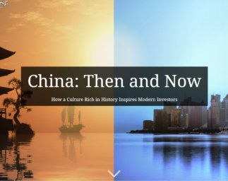 China: Then and Now – A Story Map
