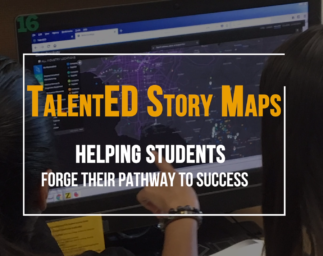 Workforce Development Through Story Maps
