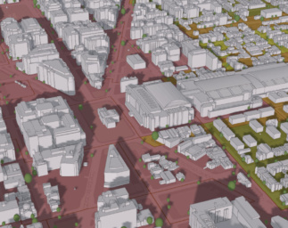3D Zoning in Washington D.C.