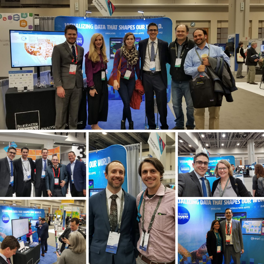 2019 FedGIS collage