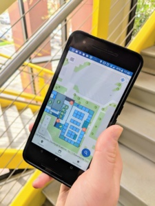 ArcGIS Indoors Mobile Application