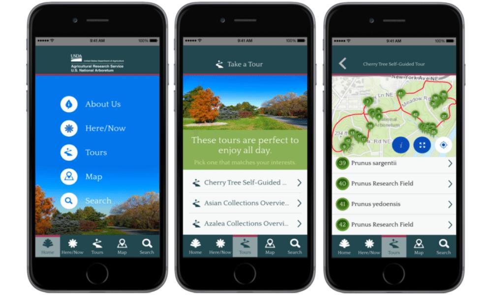 Gardens Mobile App