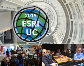 Esri UC 2019: Visit the Blue Raster Team