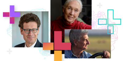 Esri UC Plenary speakers