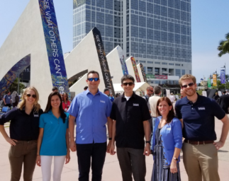 Esri User Conference 2019: The Blue Raster Experience