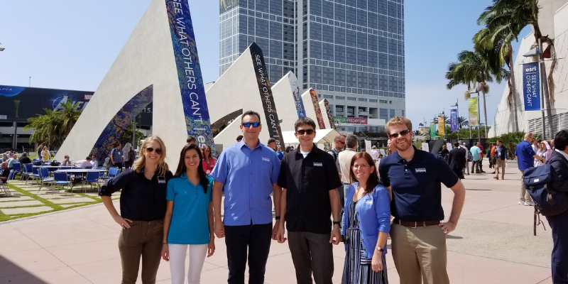 Blue Raster Team at Esri UC 2019
