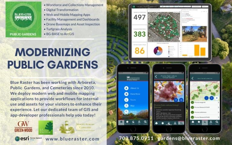 Public Gardens ads