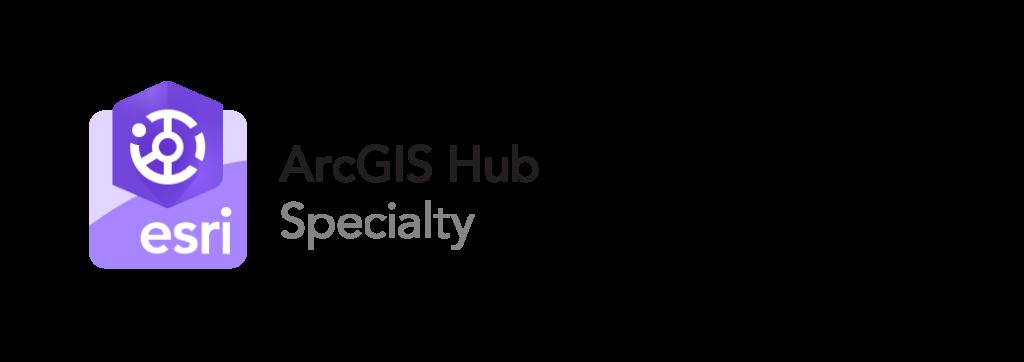 ArcGIS Hub Specialty