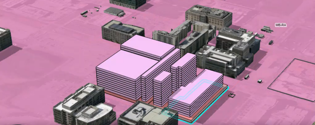 ArcGIS Urban Site Project