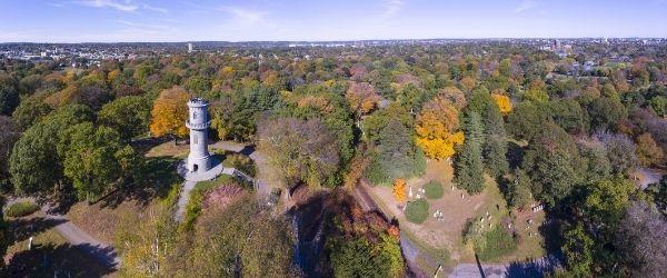 Mount Auburn Garden Cemetery