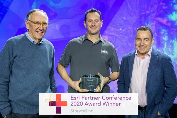 Esri Partner Conference Award