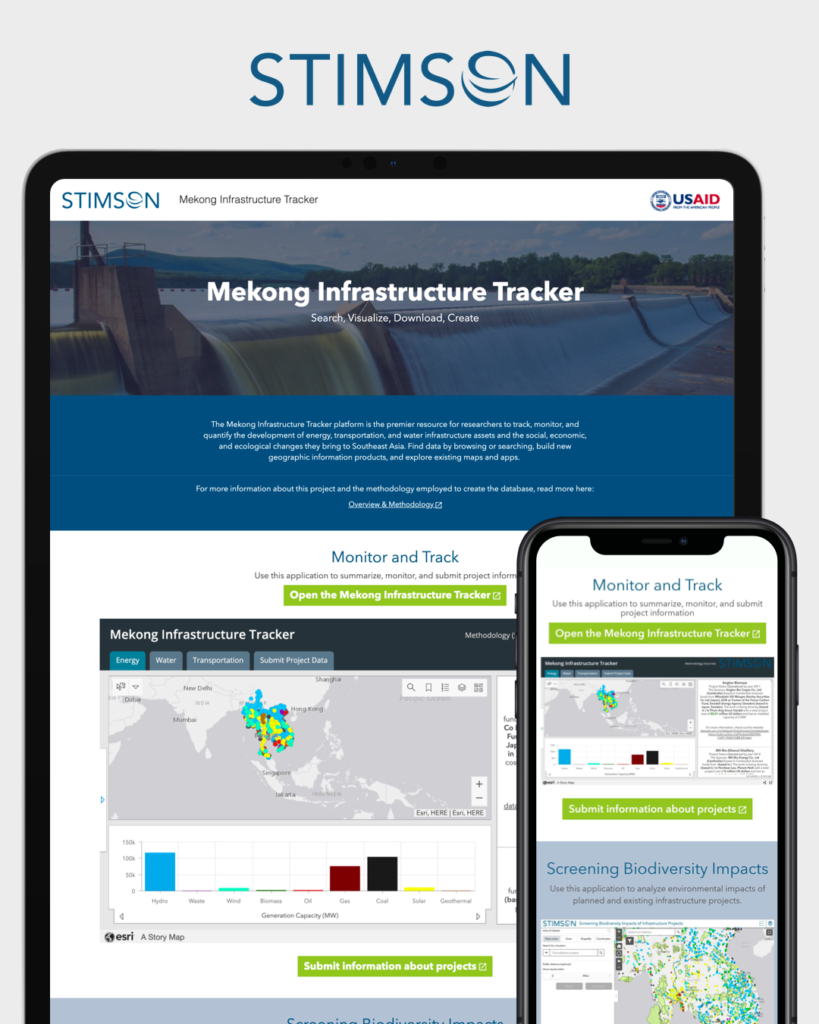 Mekong Infrastructure Tracker