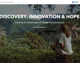 Celebrating 60 Years of Discovery with Jane Goodall