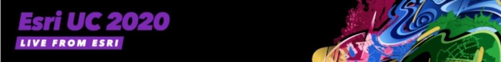 Esri UC 2020