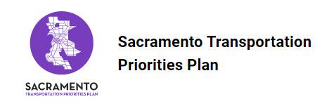 Sacramento Transportation Priorities Plan