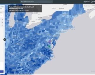 Public Health & GIS: HealthLandscape Addresses Today's Public Health Challenges