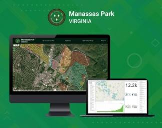Manassas Park Deploys ArcGIS Tools to <br> Modernize IT Infrastructure